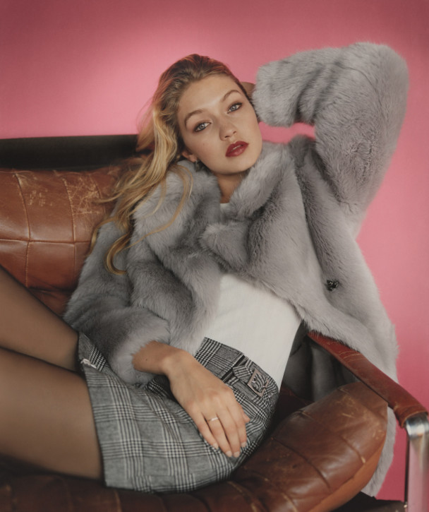 Gigi Hadid w kampanii Topshopu: zestaw idealny!