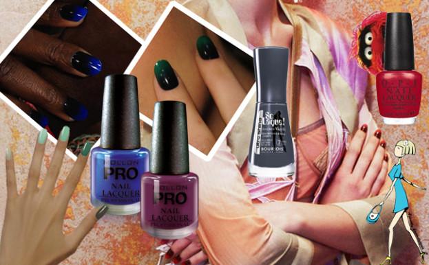 Kosmetyczna agentka: cieniowanie, czyli ombre na paznokciach