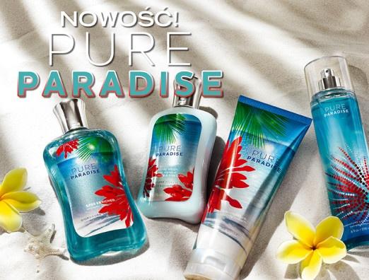 Bath & Body Works, Pure Paradise