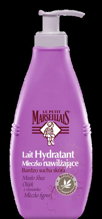 Produkt tygodnia: mleczko nawilżające do bardzo suchej skóry, Le Petit Marseillais