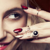 Knuckle rings – inspiracje