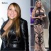 Gwiazdy zrzucają kilogramy.Metamorfozy gwiazd. Mariah Carey