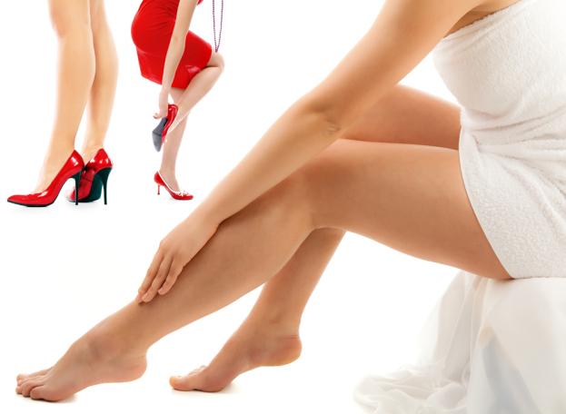 Porada: problemy z bolącymi nogami