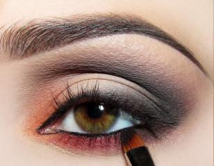 Makijaż: Kolory Jesieni