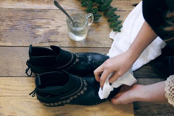 Porada: jak przedłużyć życie butów?