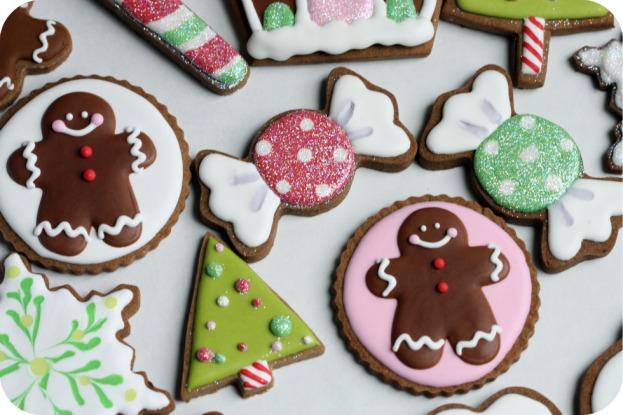 Najprostszy przepis na świąteczne pierniczki