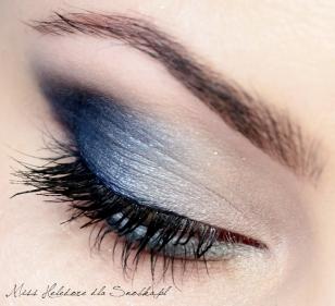 Makijaż: Blue Jeans