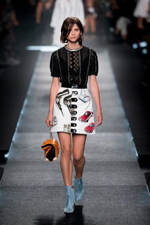 Louis Vuitton najcenniejszą marką modową na świecie
