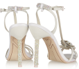 Sophia Webster zaprojektowała kolekcję pantofelków ślubnych – inną niż wszystkie!