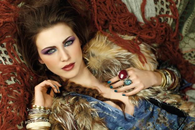 Jesienne kolekcje makijaży: Pupa   Folk Waves