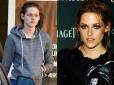 makijaż gwiazd, bez makijażu, gwiazdy bez makijażu, gwiazdy bez photoshopa, brzydkie gwiazdy, celebrytki bez makijażu ,Kristen Stewart