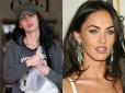makijaż gwiazd, bez makijażu, gwiazdy bez makijażu, gwiazdy bez photoshopa, brzydkie gwiazdy, celebrytki bez makijażu ,Megan Fox