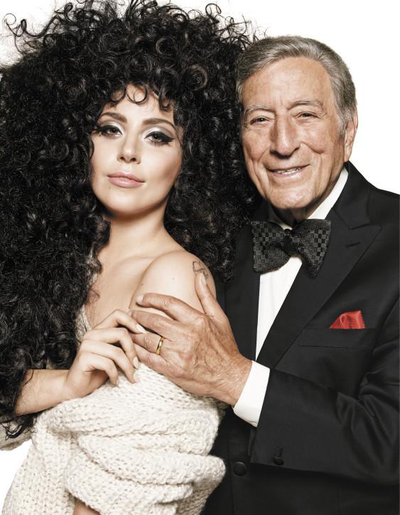 Świąteczna kolekcja H&M, Tony Bennett i Lady Gaga