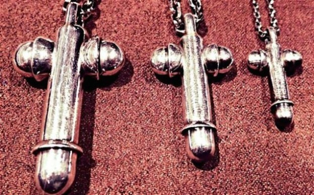 Falliczna biżuteria Toma Forda