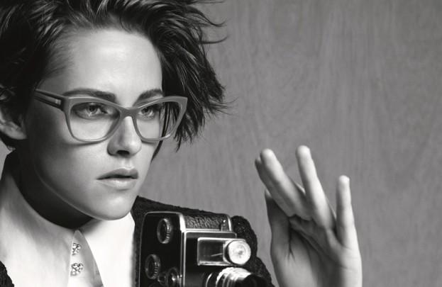Kristen Stewart w wiosenno-letniej kampanii okularów Chanel