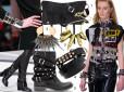 Moda z wybiegów: dodatki w stylu punk