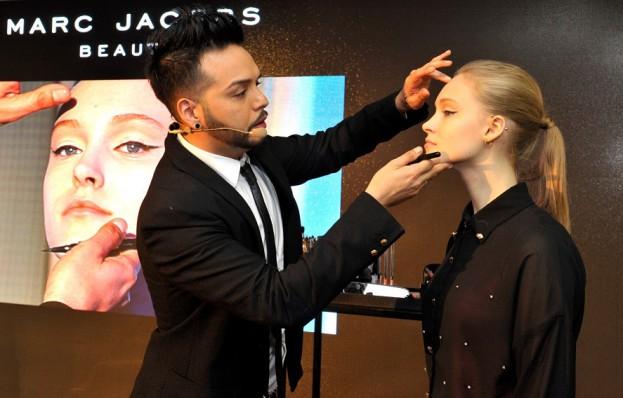 Gilbert Soliz – główny makijażysta Marc Jacobs