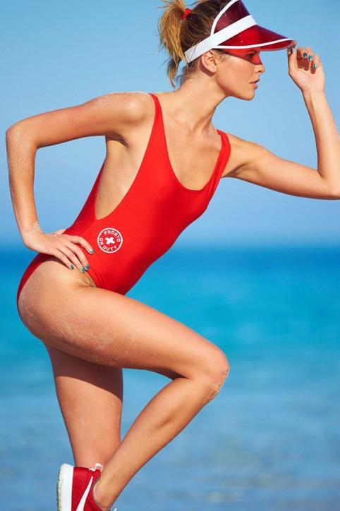Prosto kolekcja kostiumów kąpielowych 2015 fot. Adam Pluciński