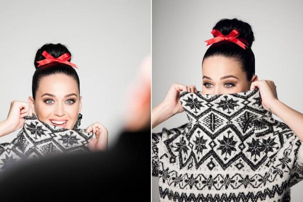 Katy Perry gwiazdą świątecznej kampanii H M