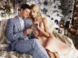 Apart prezentuje świąteczną kampanię z czołowym duetem modelingu: Anją Rubik i Sashą Knezevicem. To już po raz piąty małżeństwo zostaje twarzą sezonowej kolekcji Apart.
