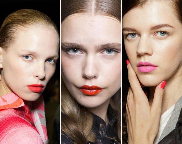 Makijaż na wiosnę 2015. Co będzie modne