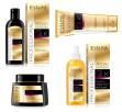 Eveline, Argan Keratin Liquid Silk: arganowy szampon  8w1 (Cena: 13,99 zł, 150 ml), arganowa odżywka 8w1 (Cena: 22,99 zł, 200 ml), arganowy olejek 8w1 (Cena: 24,99 zł, 150 ml), arganowa maska 8w1 (Cena: 26,99 zł, 500 ml)