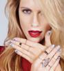 W stylu gwiazdy: manikiur Nails Inc Miley Cyrus