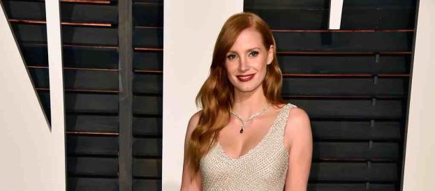 Jessica Chastain założyła sukienkę z H&M na oscarowe przyjęcie!