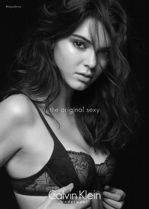Calvin Klein Underwear, kampania jesień 2015