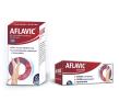 Aflavic, 600 mg  (Cena 36 zł, 30 tabl.), dermokrem (Cena: 16 zł, 50 g)