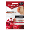 Dax Cosmetics, Pefecta SPA, wulkaniczny peeling + zmiękczająca maska-serum do stóp (Cena: 3 zł, 2 x 5 ml)