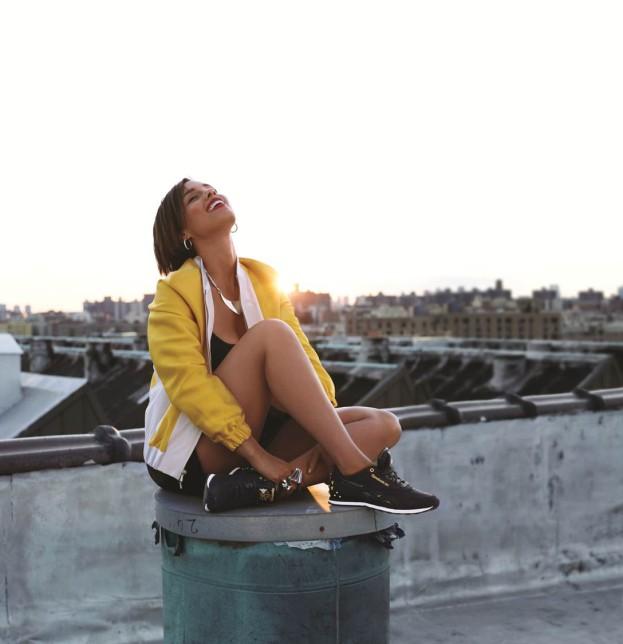 Alicia Keys dla Reebok Classics