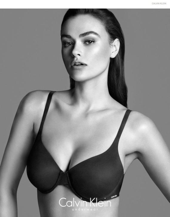 Myla Dalbesio, Calvin Klein Underwear