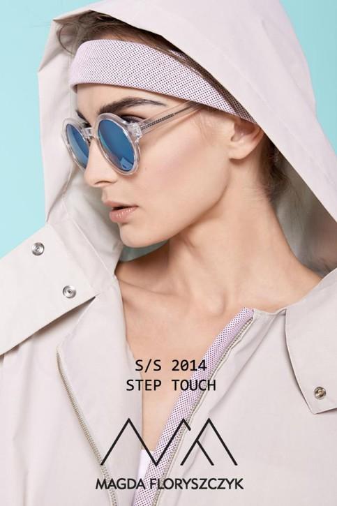 Step Touch Magda Floryszczyk wiosna-lato 2014, fot. Daniel Jaroszek