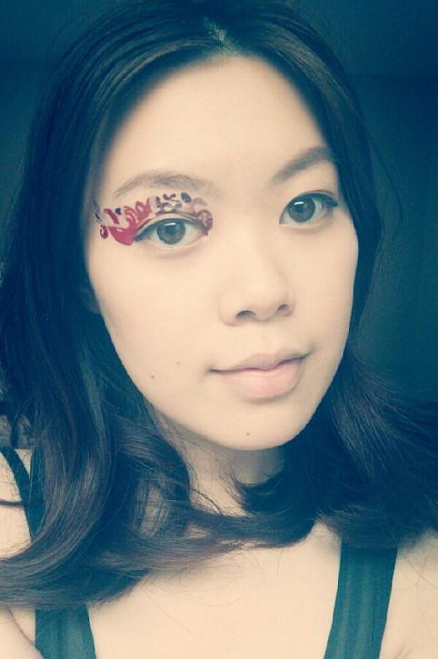 Hit Czy Kit Tymczasowy Tatuaż Na Oczy Snobka