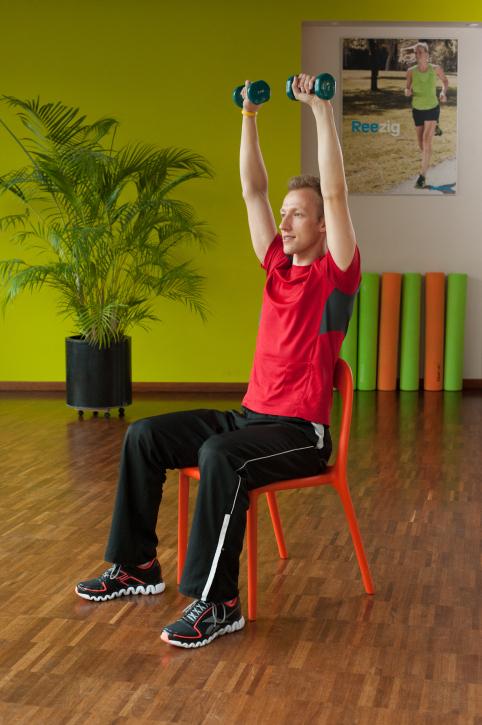 Idealna sylwetka - trening na ósmy tydzień