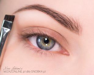 Podkreśl brwi - są one nieodłącznym elementem makijażu oka!