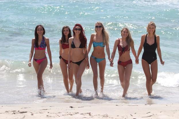 Bikini, które ostrzeże przed poparzeniami słonecznymi
