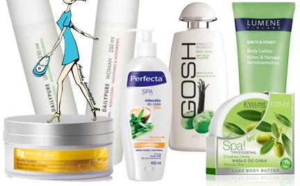 Kosmetyczna Agentka: wiosenne balsamy do ciała
