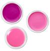 Sleek, Pout Polish: Pink Cadilac, Frosting, Raspberry Rhapsody (Cena: 25 zł)