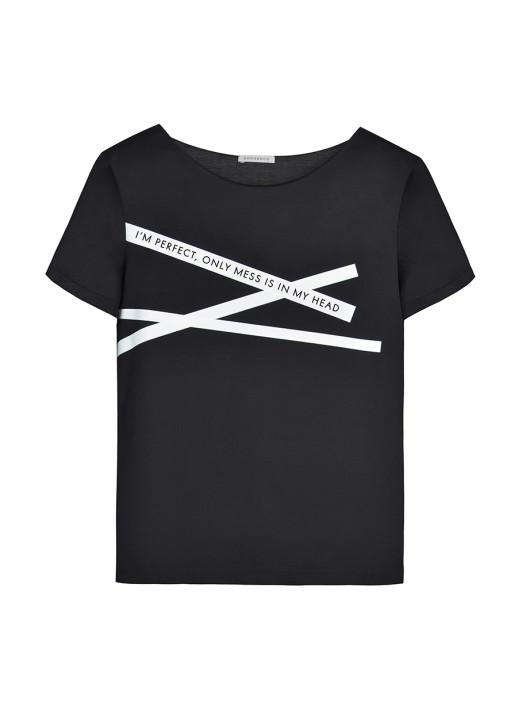"""T-shirt """"Bohoboco I am"""", 350 zł"""
