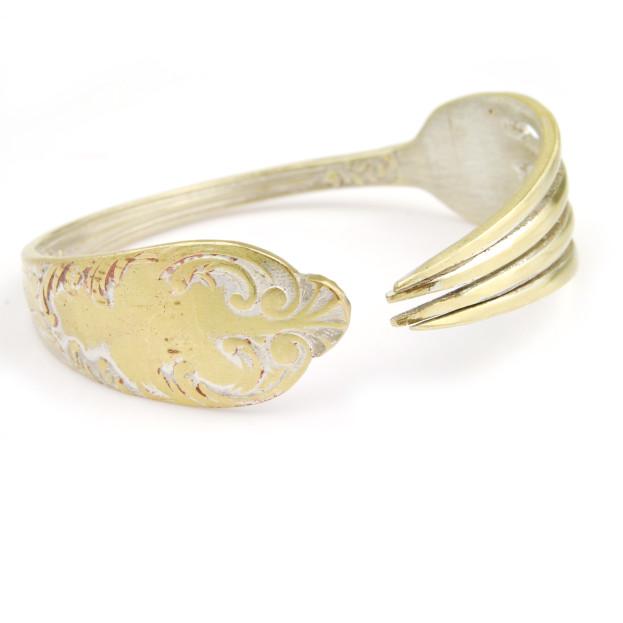 Polski design: biżuteria z widelca