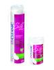 Cleanic, Silk Effect,  luksusowe płatki kosmetyczne z proteinami jedwabiu (Cena: 4,59 zł, 100 sztuk lub 4,64 zł, 40  sztuk)