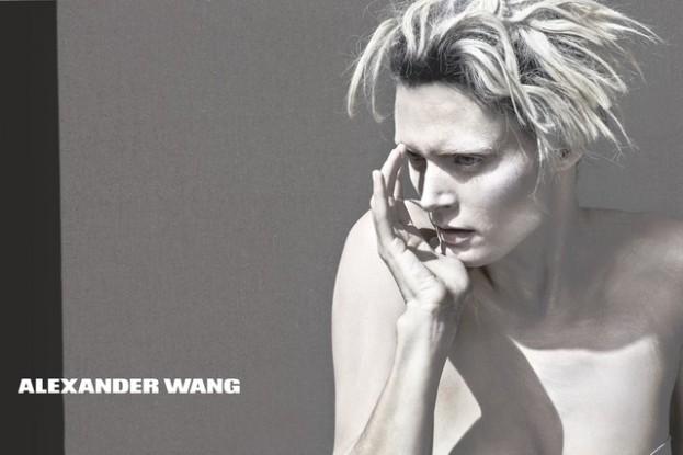 Małgosia Bela dla Alexander Wang