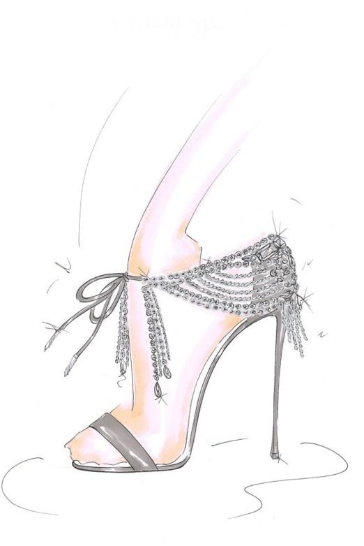 Olivia Palermo zaprojektuje kolekcję butów dla marki Altuzarrra