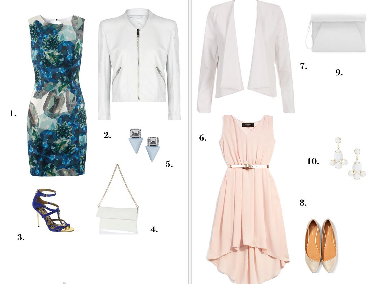 f8ed6b1b Porada: pięć sposobów na sukienkę na wesele - SNOBKA
