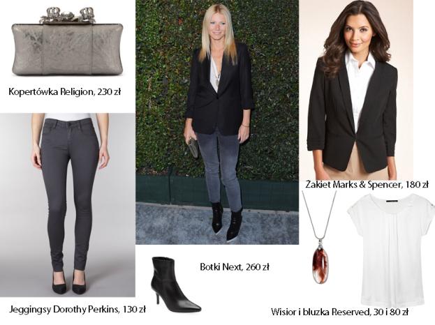 W stylu gwiazdy: Gwyneth Paltrow