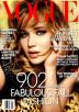 Jennifer Lawrence we wrześniowym Vogue