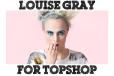 Cekinowy szał Louise Gray dla Topshopu!
