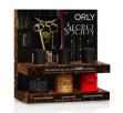 Orly, Zestaw świąteczny Secret Society z naszyjnikiem, lakiery do paznokci: Lavish Bash, Masked Ceremony oraz Risque Encounter (Cena: 117 zł)